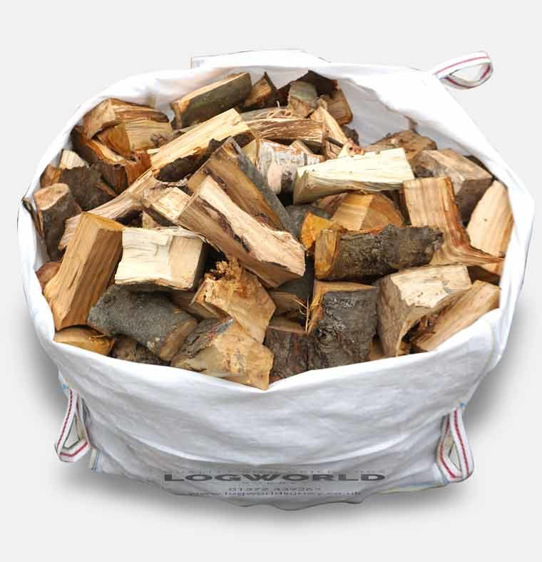 Large bag of logs 02