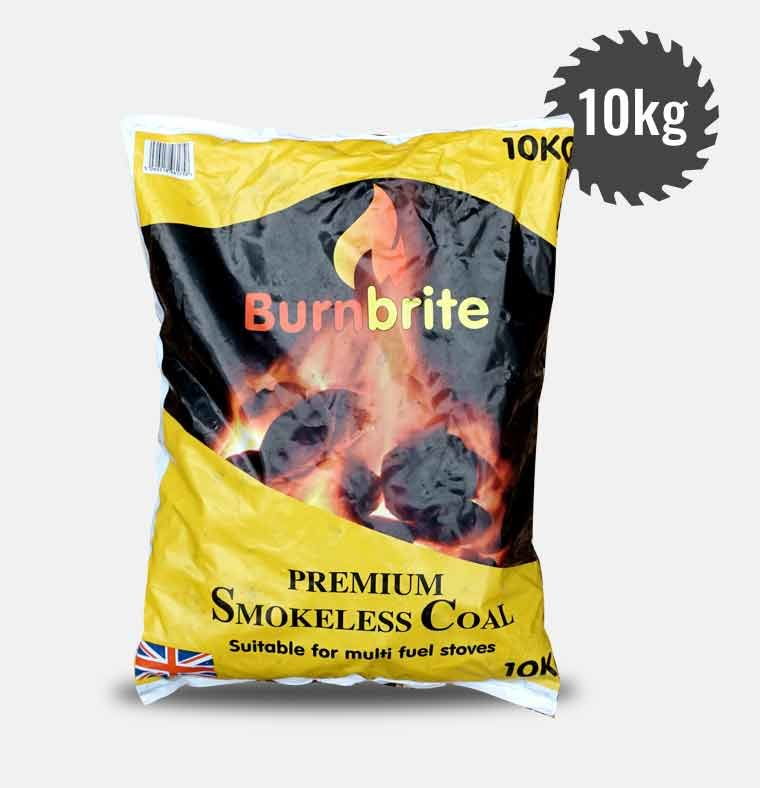 Smokelss coal