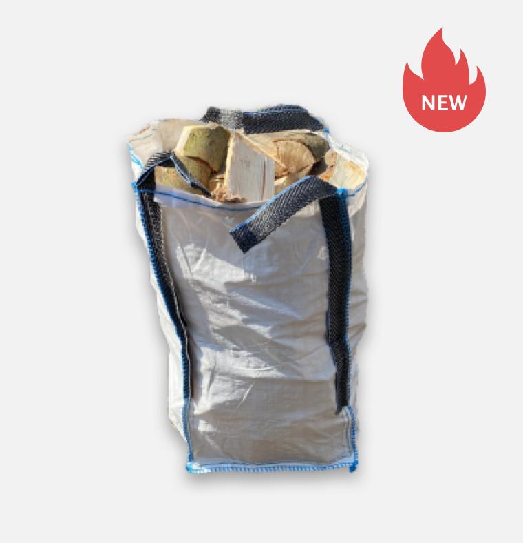 Barrow bag of mixed kiln dried hardwood logs